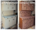 CREDENZA RESTYLING