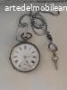 Orologio da tasca in argento