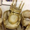 salone in oro zecchino