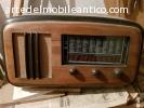 Vendo radio a valvole
